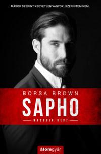 Borsa Brown: Sapho - Második rész -  (Könyv)
