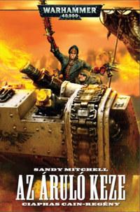 Sandy Mitchell: Az Áruló Keze -  (Könyv)