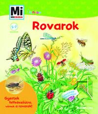 Bärbel Oftring: Rovarok - Kukucskáló ablakokkal - Mi Micsoda Junior -  (Könyv)