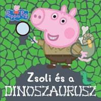 Peppa malac - Zsoli és a dinoszaurusz -  (Könyv)