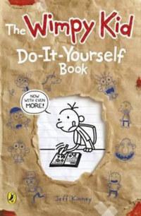Jeff Kinney: The Wimpy Kid: Do-It-Yourself Book -  (Könyv)