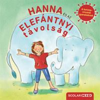 Hanna és az elefántnyi távolság - A koronavírusról gyerekeknek -  (Könyv)