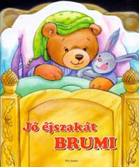 Jó éjszakát Brumi -  (Könyv)