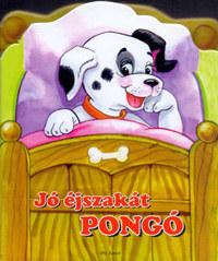 Jó éjszakát Pongó -  (Könyv)