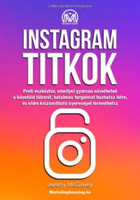 Jeremy McGilvrey: Instagram titkok -  (Könyv)
