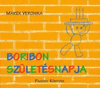 Marék Veronika: Boribon születésnapja -  (Könyv)