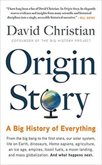 David Christian: Origin Story - A Big History of Everything -  (Könyv)