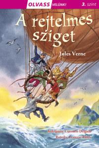 Jules Verne: Olvass velünk! (3) - A rejtelmes sziget -  (Könyv)