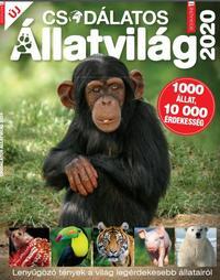 Füles Bookazine: Csodálatos Állatvilág 2020 -  (Könyv)