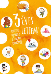 3 éves lettem! -  (Könyv)