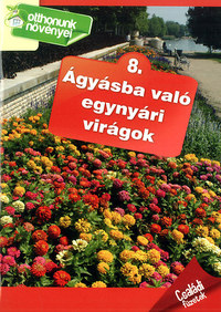 Ágyásba való egynyári virágok - Otthonunk növényei 8. - Otthonunk növényei 8. -  (Könyv)