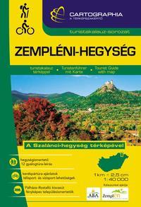 Zempléni-hegység turistakalauz - A Szalánci-hegység térképével -  (Könyv)