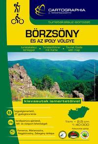 Börzsöny és az Ipoly völgye turistakalauz - 1:40 000 -  (Könyv)