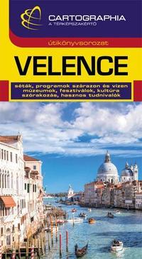Ferenczi Anna: Velence útikönyv -  (Könyv)