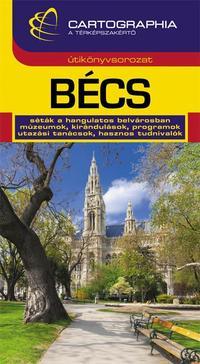 Imecs Orsolya: Bécs útikönyv -  (Könyv)