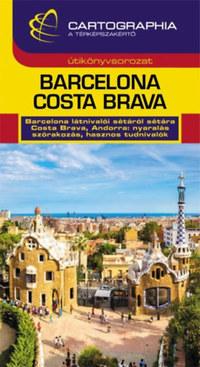 Barcelona, Costa Brava útikönyv -  (Könyv)