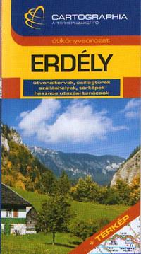 """Elekes Tibor: ERDÉLY ÚTIKÖNYV """"SC"""" - +TÉRKÉP -  (Könyv)"""