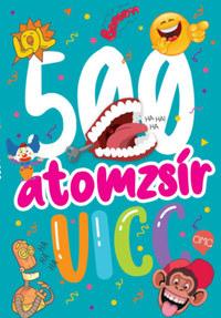 500 atomzsír vicc -  (Könyv)