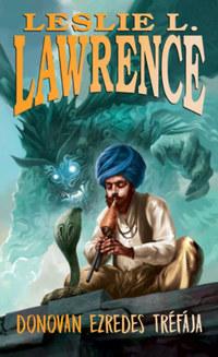 Leslie L. Lawrence: Donovan ezredes tréfája I-II. -  (Könyv)