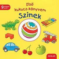 Klaus Bliesener: Első kukucs-könyvem - Színek -  (Könyv)
