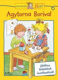 Agytorna Borival - Barátnőm, Bori foglalkoztató -  (Könyv)