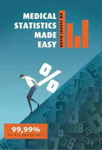 Dávid Juhász Md: Medical Statistics Made Easy -  (Könyv)