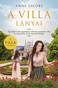 Anne Jacobs: A villa lányai -  (Könyv)
