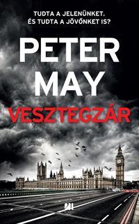 Peter May: Vesztegzár -  (Könyv)