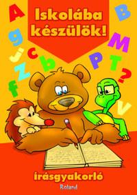 Iskolába készülök! - Írásgyakorló -  (Könyv)