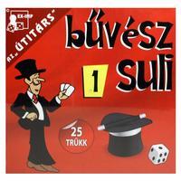 Bűvész Suli 1 - társasjáték -  (Könyv)