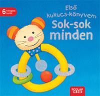 Monika Neubacher-Fesser: Első kukucs-könyvem - Sok-sok minden -  (Könyv)
