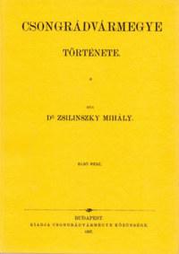 Zsilinszky Mihály: Csongrád vármegye története I. -  (Könyv)