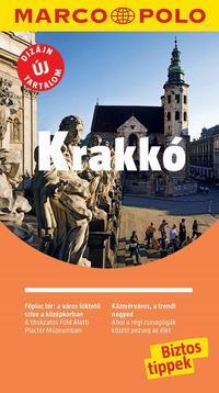 Krakkó - Marco Polo - ÚJ TARTALOMMAL! -  (Könyv)