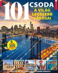 Füles Bookazine - 101 Csoda - A világ legszebb városai -  (Könyv)