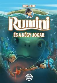 Berg Judit: Rumini és a négy jogar -  (Könyv)
