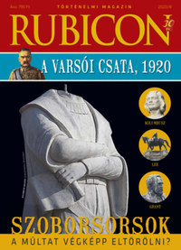 Rubicon - Szoborsorsok - 2020/8. -  (Könyv)