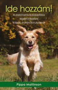 Pippa Mattinson: Ide hozzám! - A stabil behívás kialakítása lépésről lépésre kölyök- és felnőtt kutyáknál -  (Könyv)