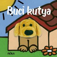 Buci kutya - ujjbábos lapozó -  (Könyv)