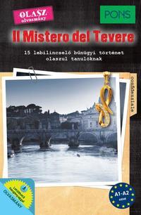 Dominic Butler: PONS Il Mistero del Tevere - 15 lebilincselő bűnügyi történet olaszul tanulóknak -  (Könyv)