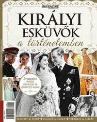 Királyi esküvők a történelemben - Bookazine Bestseller -  (Könyv)