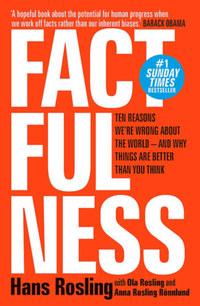 Hans Rosling: Factfulness -  (Könyv)
