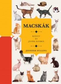 Jennifer Pulling: Macskák - Könyv és játék egyben -  (Könyv)