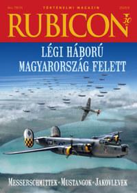 Rubicon - Légi háború Magyarország felett - 2020/9. -  (Könyv)
