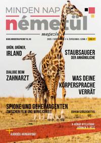 Minden Nap Németül - 2020. szeptember - 4. évfolyam 8. szám -  (Könyv)