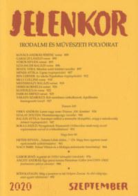 Jelenkor - Irodalmi és művészeti folyóirat - 2020. szeptember - LXIII. évfolyam 9. szám -  (Könyv)