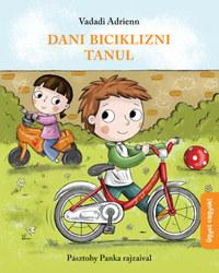 Vadadi Adrienn: Dani biciklizni tanul -  (Könyv)