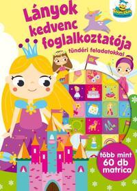 Lányok kedvenc foglalkoztatója -  (Könyv)