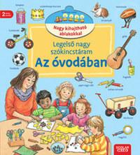 Susanne Gernhauser: Legelső nagy szókincstáram - Az óvodában -  (Könyv)