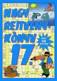 Nagy rejtvénykönyv 17. -  (Könyv)