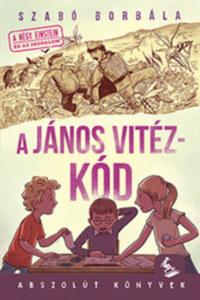 Szabó Borbála: A János vitéz-kód -  (Könyv)